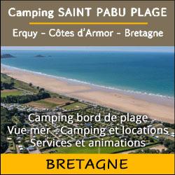 Camping Côtes d'Armor