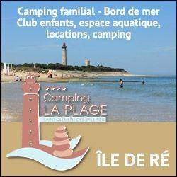 Camping Charente Maritime