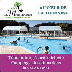 Camping Indre et Loire