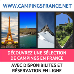 Campings france